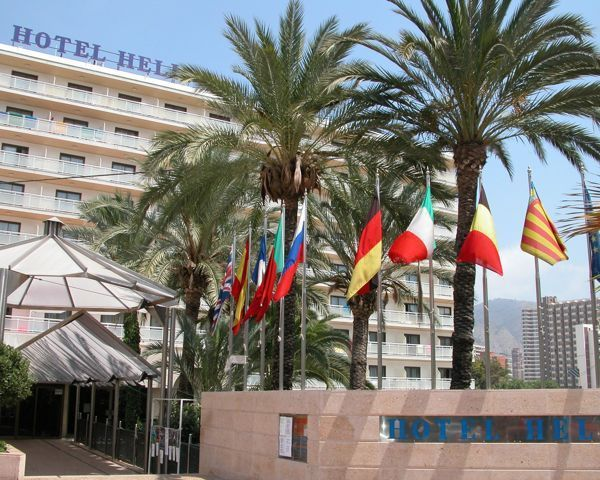 Costa Blanca - Benidorm - HELIOS *** | Flamingo-busvakanties.be