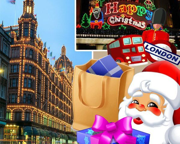Busreis Kerstshopping London | Flamingo-busvakanties.be